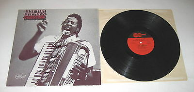 Arhoolie - Clifton Chenier - LP - And His Red Hot Louisiana - IN SHRINK