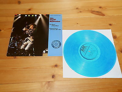 John Mayall - LP - The Power Of The Blues - BLUE VINYL TOUR EDITION