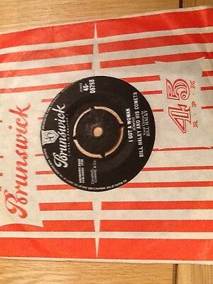 "Bill Haley and his Comets 7"" single 'I Got a Woman/Charmaine'"