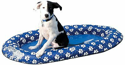 SwimWays Paddle Paws Dog Pool Float Small For Small Dogs Under 65 lb 13705 New