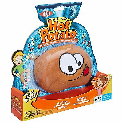 Ideal 0X2561TL  Hot Potato Electronic Musical Passing Game