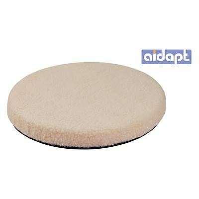 Aidapt Transfer Rotating Cushion Padded Swivel Seat with Fleece Cover