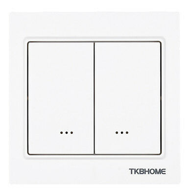 Wallswitch with Dual Paddle TKB Home