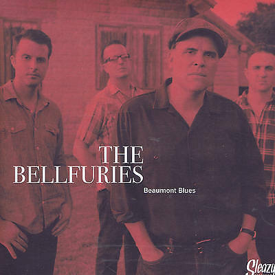 THE BELLFURIES - BEAUMONT BLUES / WHN MY LITTLE GIRL IS SMILING (New ROCKABILLY)
