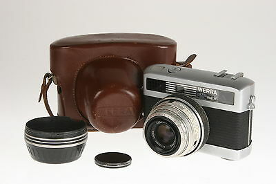 Carl Zeiss Jena Werramatic mit 2,8/50mm Tessar #7253824