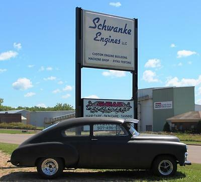 1950 Chevrolet Bel Air/150/210 Fleetline 1950 Chevy Fleetline,2 Dr Fast Back,6cly will build with LS1/4l60E mustang 2 frt
