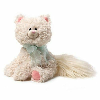 Gund Sybella Soft Plush Kitten Childrens Cute Cat Toy Christmas Gift, 4037008