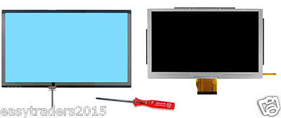 GENUINE LCD Display  Screen Replacement for Nintendo Wii U Gamepad Controller