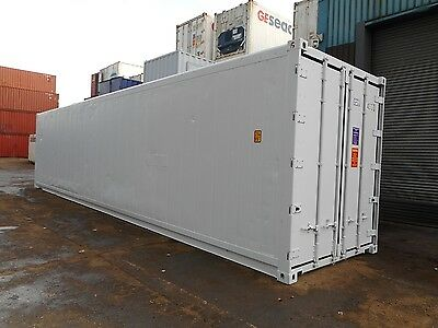 40Ft Refrigerated Shipping Container For Sale