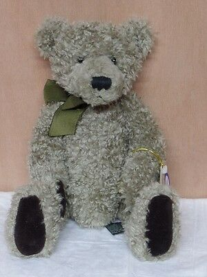 """Russ 100th Anniversery Collection Teddy Bear """"Macentosh""""  (NV34)"""