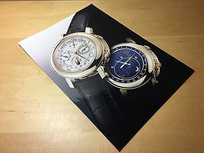 Press Release Picture PATEK PHILIPPE - Sky Moon Tourbillon - Ref. 5002