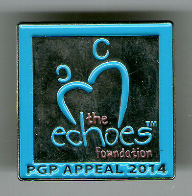 RAOB - Lapel Badge - Echoes Foundation Hull PGP Appeal 2014