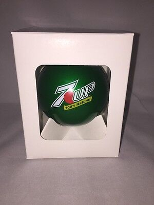7 UP Ornament Glass Ball