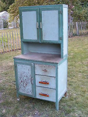 Very old kitchen cupboard unit 1930's/40's