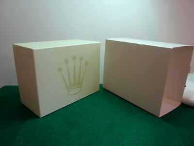 Rolex Outer Box with Outer Sleeve