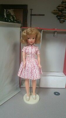 1960's Ideal Tammy Doll with rare red case and accessories
