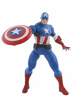 Avengers Action Figures 15 cm - Captain America Mighty Battlers Hasbro  Marvel