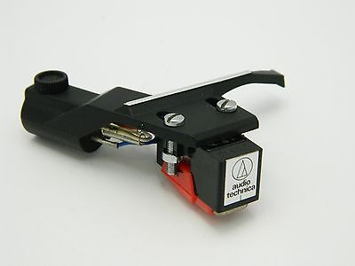 Audio Technica Headshell with Cartridge and Stylus