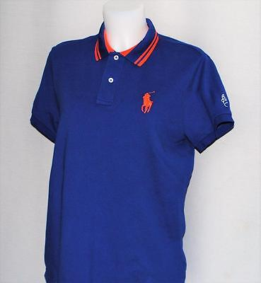 New Ladies Ralph Lauren POLO GOLF Tailored Fit Cotton polo shirt XL