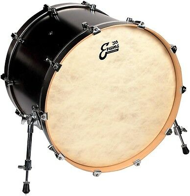 Evans Calftone Bass Drum Head 18 in.