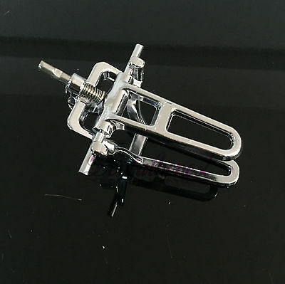 Dental Lab Articulator Chrome Plated Full High Arch Adjustable S Size