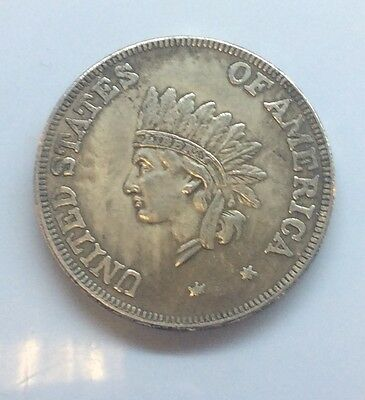Silver Coin United States of America 1oz  Coin 1851