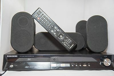 Samsung HT-X30 Home Theater System Plus DVD