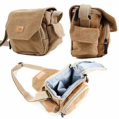 Canvas Carry Bag For The Celestron 8x42 TrailSeeker Binoculars