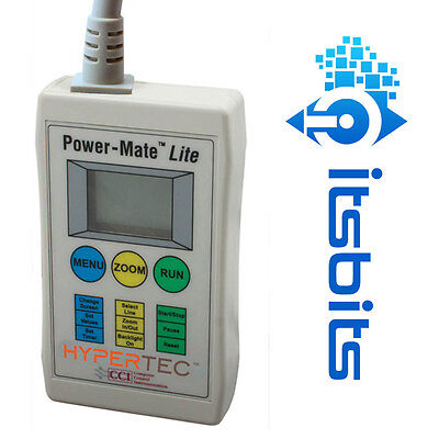 Hypertec Cci Power-Mate Pml10A Lite Energy Audit Electrical Meter Powermate