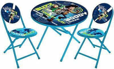Disney Toy Story Round Table and Chair Set 3pc Kids' Furniture Childrens Furnitu