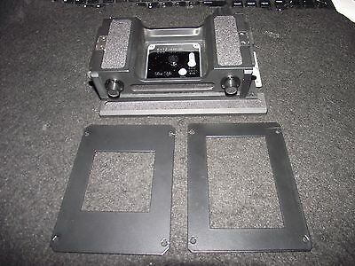 DAYI 6x12,6x9,6x6 ROLL FILM BACK MAGAZINE FOR 4x5,MINT BOXED,SUPERB CONDITION!!!
