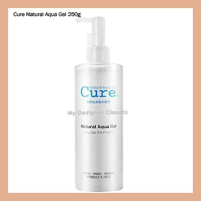Cure Natural Aqua Gel 250g Made in Japan Peeling Exfoliator MDC
