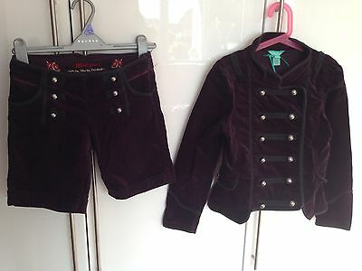 Cool Monsoon Girls Outfit Size 9-10y