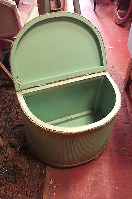Vintage Spinney Storage Box - Padded Top - Collection Ll21 9Ly