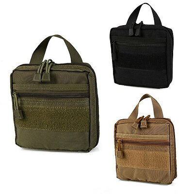Military Tactical Outdoor Hunting Camping First Aid Survival Kit Gear Tool Bag