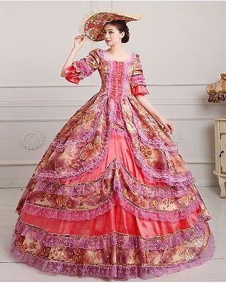 Magnifique Robe victorienne empire déguisement Empire victorian dress cosplay