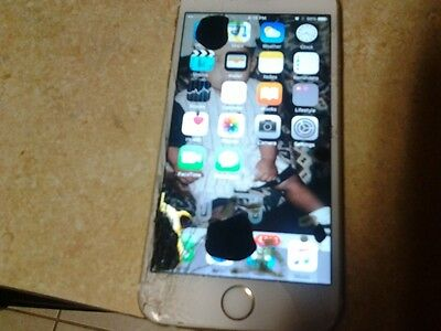 Verizon iPhone 6s 64GB Rose Gold as is no refund see listing