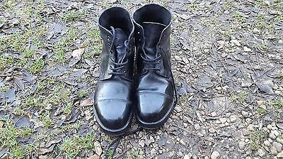 British Brigade Of Guards Ammo / Parade Boots - Size Uk 10M #2