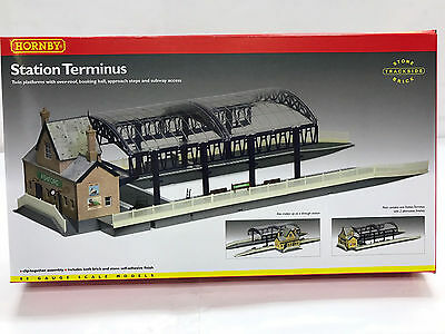 Hornby R8009, Station Terminus Kit
