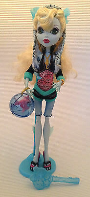 Monster High Puppe / Lagoona Blue / 1st Wave / 1. Serie