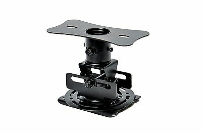 Optoma Universal Flush Ceiling Mount for Projector - black