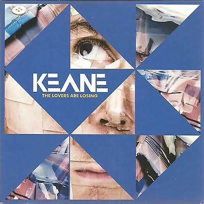 """Keane - The Lovers Are Losing, 7"""" Vinyl Single NEW (not sealed)"""