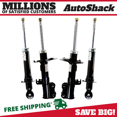 New Set of (4) Front and Rear Strut Assembly for a 2000-2005 Toyota Celica