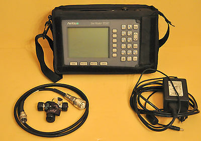 Anritsu S331C Site Master Cable and Antenna Analyzer Sitemaster OSLN50-1 load