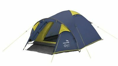 Easy Camp XPlore Quasar 300 3 Man Dome Tent Blue
