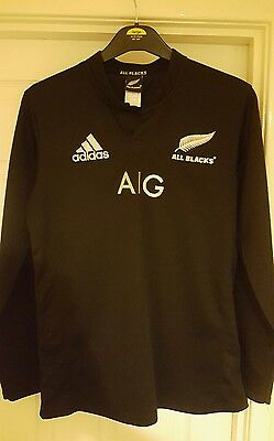 New Zealand Rugby shirt long Sleeve