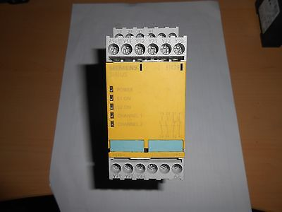 Two Hand Start safety relay Siemens 3tk2834-1bb40, pilz,automation.