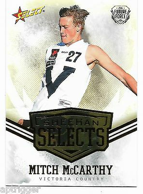 2016 Future Force Sheehan Selects (SS20) Mitch McCARTHY