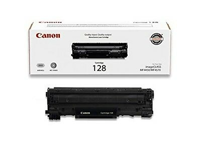 Canon TONER,128,BK CNM3500B001 FAX IMAGING SUPPLIES NEW