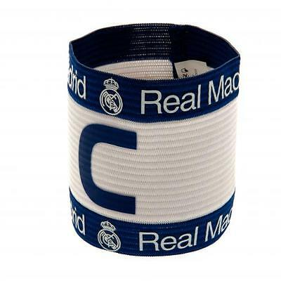 Official Licensed Football Product Real Madrid Captains Arm Band Fan Gift New